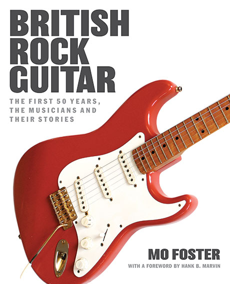 British Rock Guitar by Mo Foster
